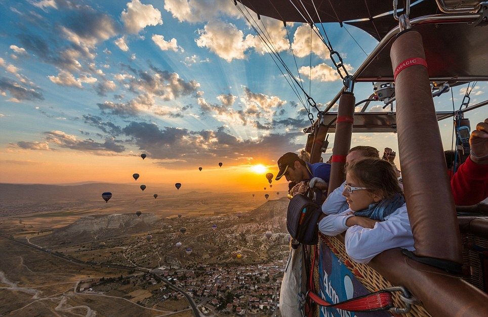 Cappadocia breaks tourism records in 2019