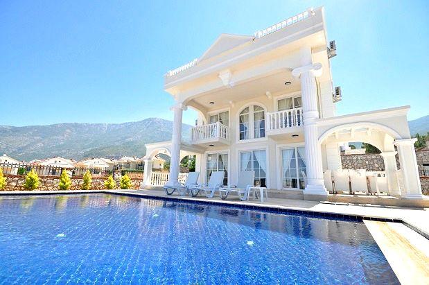 8 of the best family villas in Ovacik