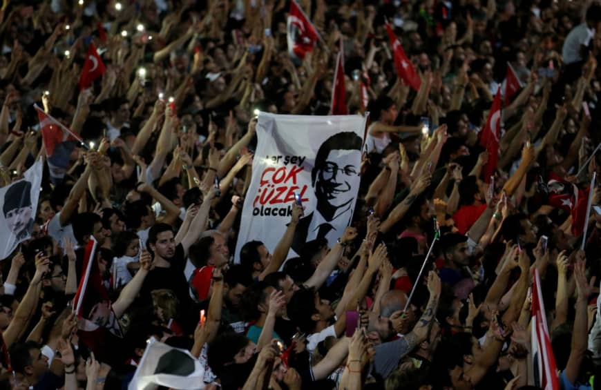 All change? The reality of Istanbul and Turkey under Imamoglu
