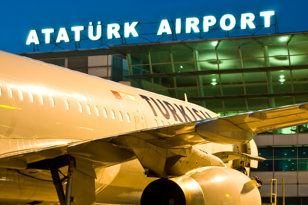 How to Get From Istanbul Ataturk Airport to Taksim and Sultanahmet