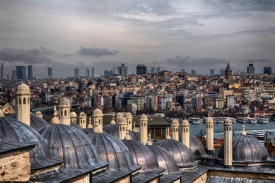 Middle Eastern buyers flock to Turkish real estate