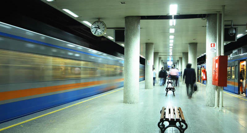 Driverless Metro System Coming to Istanbul