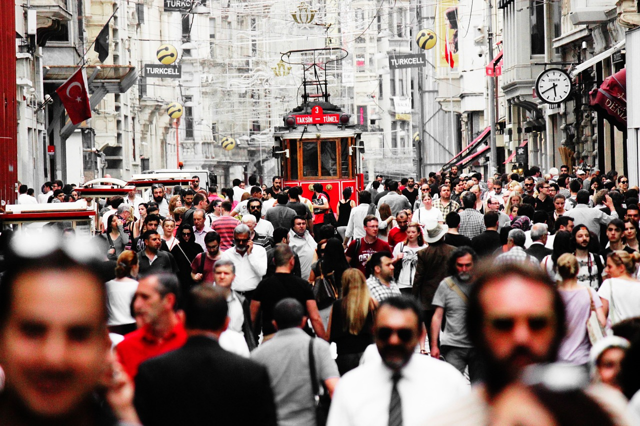 Istiklal Caddesi: A Guide To Turkey's Busiest Street