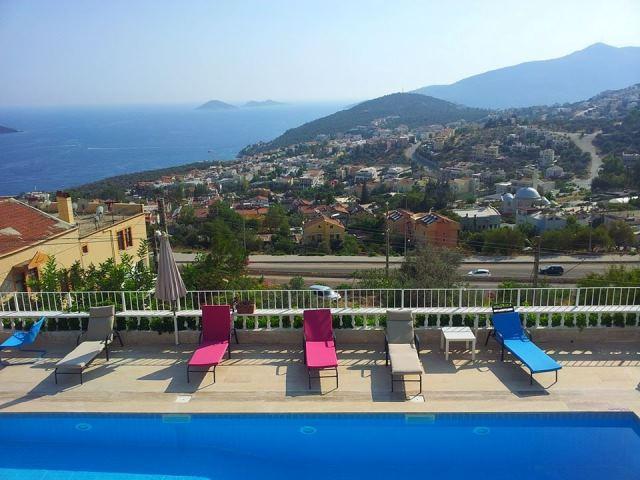 Travel Guide for Kalkan in Mediterranean Turkey