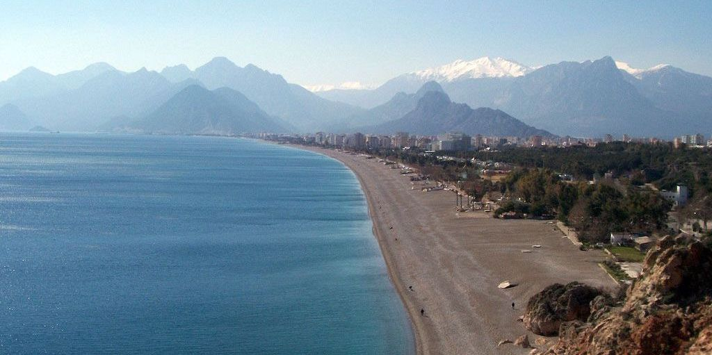 Turkish off-season tourism numbers soar in Antalya
