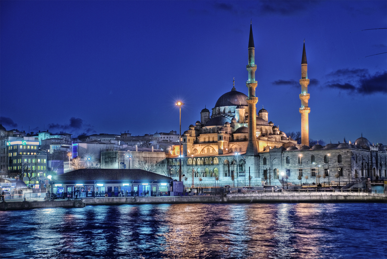 A tour of Istanbul's top seafront properties