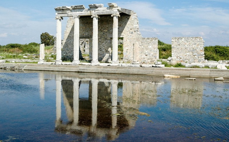 The Ancient Ruins of Miletus