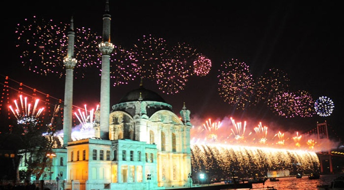 Make Unforgettable Memories on New Year's Eve in Istanbul