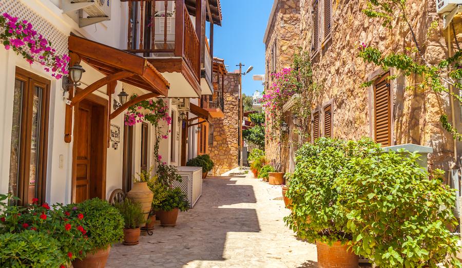 5 причин, по которым Калкан является лучшим местом для отдыха на Средиземноморье