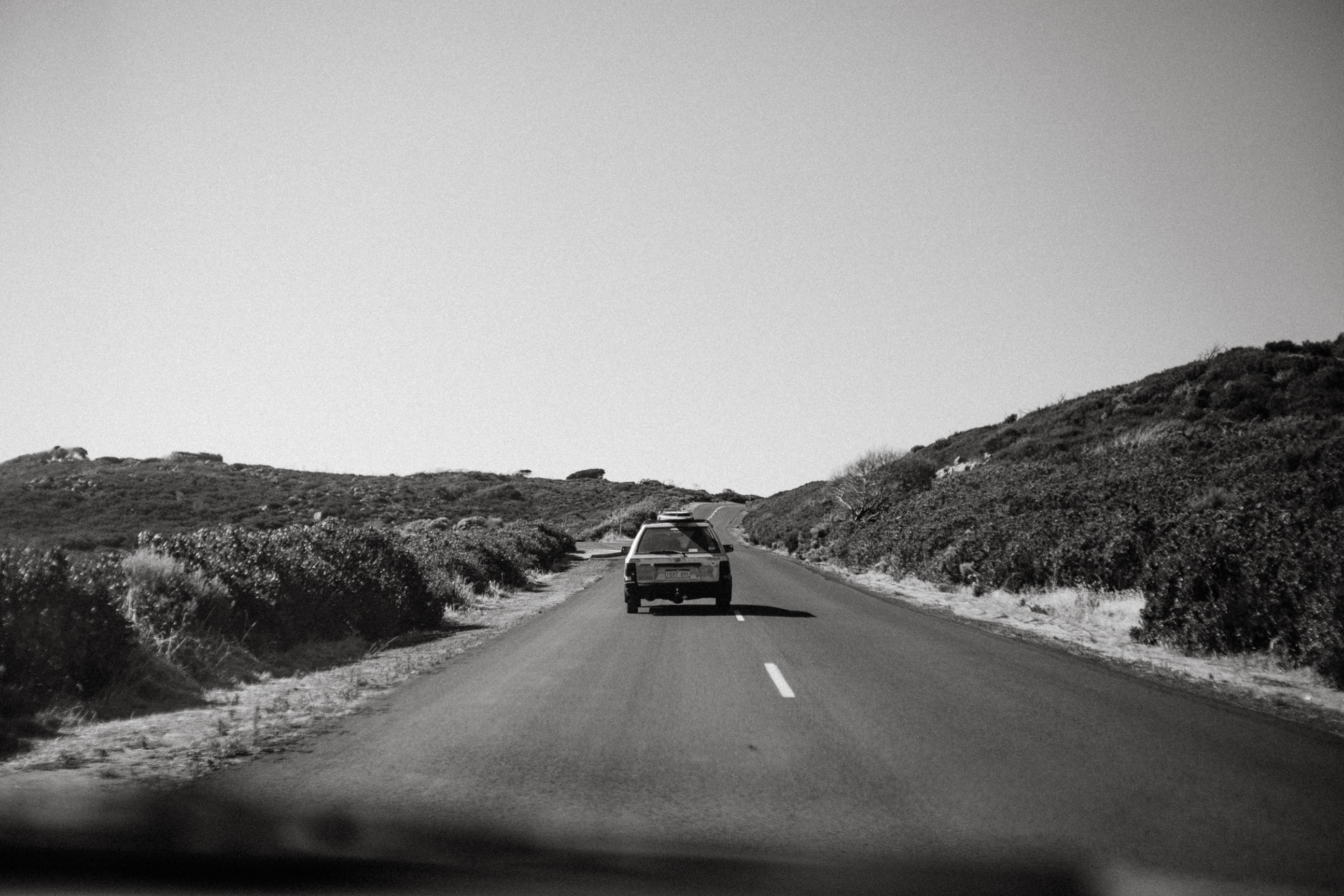 The long way round: hitchhiking in Turkey
