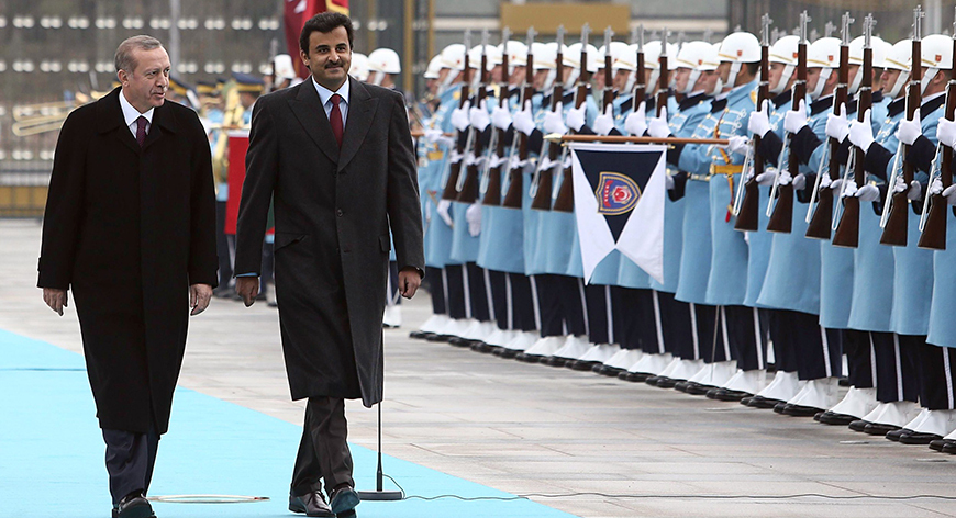 Qatar to increase its Turkish investment for 2018