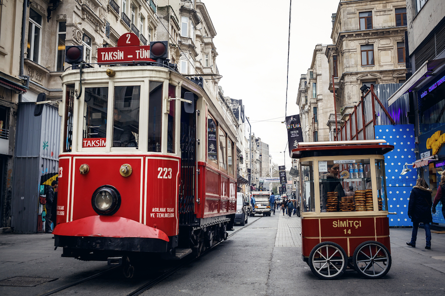 10 Things to do in Taksim, Istanbul