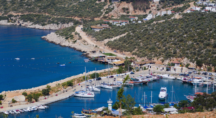 The best family Day Trips to take from Kalkan