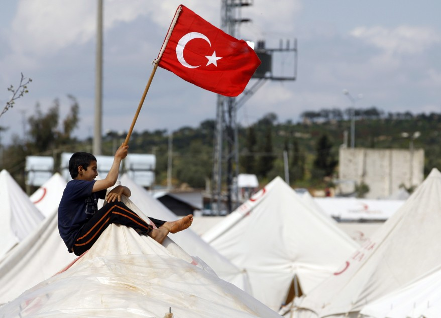 Turkey's role in the refugee crisis