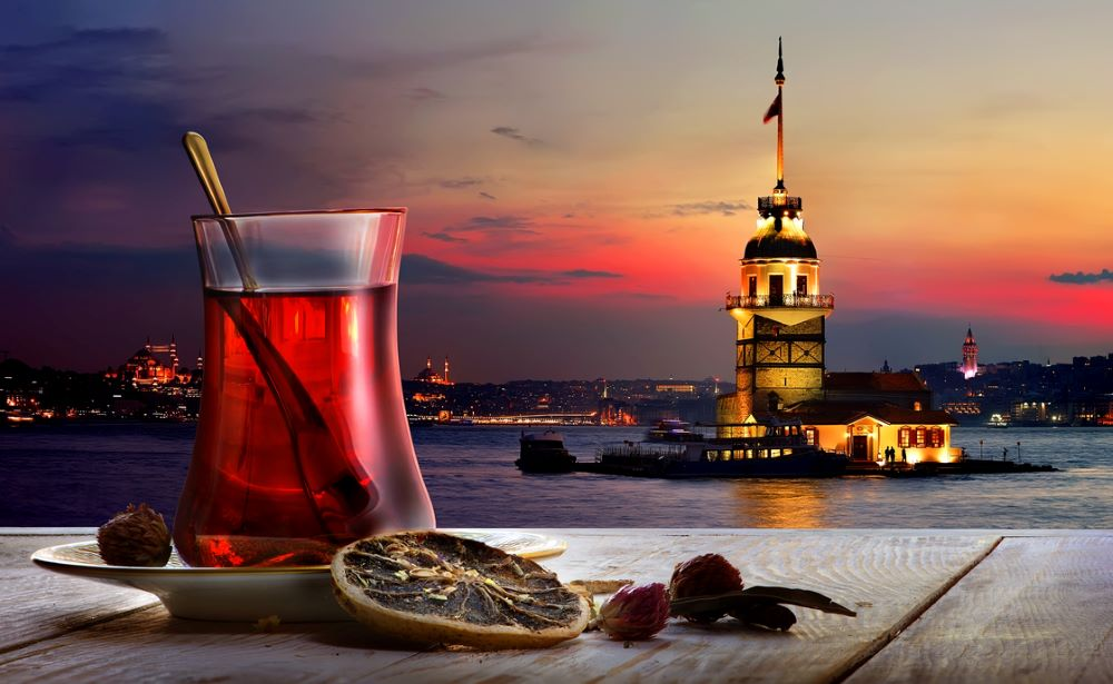 Turkish Tea for Two and Why it is a Cultural Practise - Property Turkey