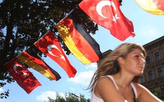 Forget politics: we love Germans, say Turks