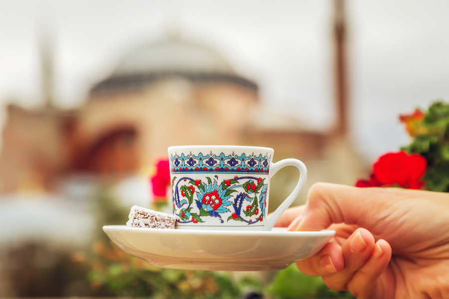 The History Behind Turkish Coffee