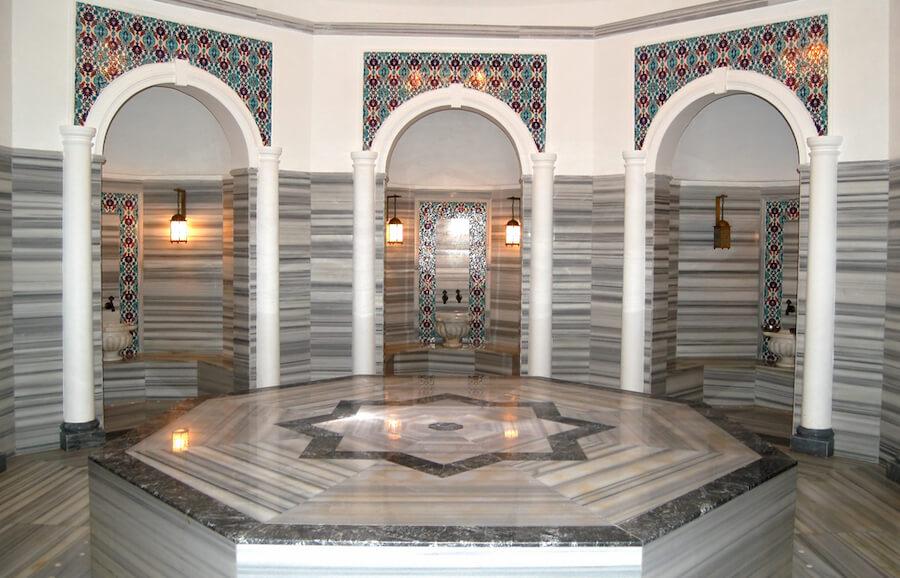 Delights of the Turkish Hamam, amazing baths