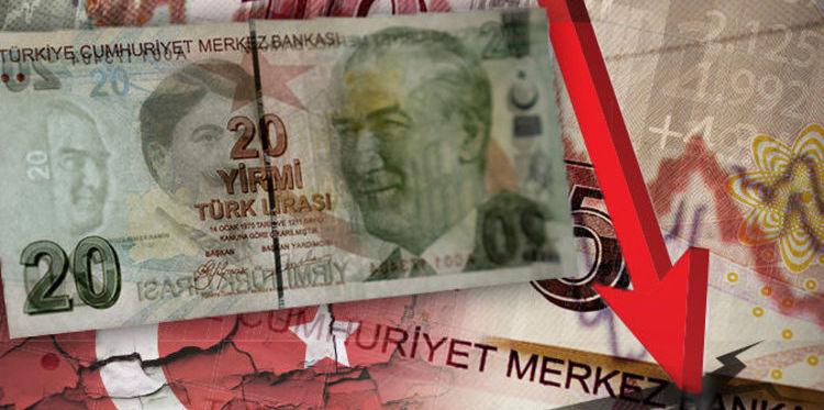 What's happening to the Turkish Lira?