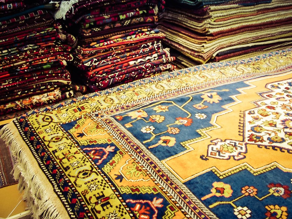 Everything You Need to Know About Turkish Carpets and Kilims