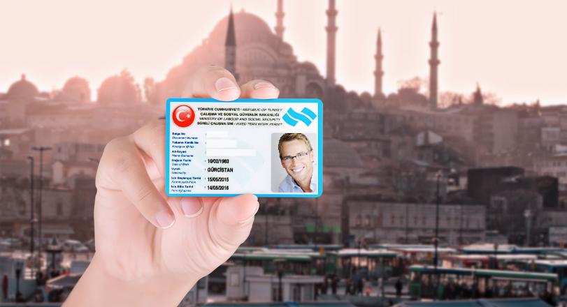 بطاقة التركواز: كيف تحصل على الإقامة الدائمة والعمل في تركيا؟