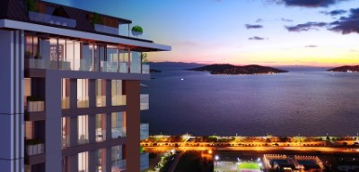 Smartly priced seafront Homes Istanbul