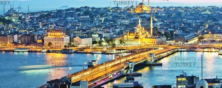 Golden horn panoramic apartments Istanbul