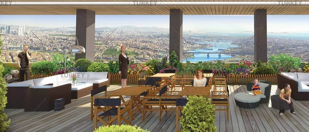 Golden horn panoramic apartments Istanbul
