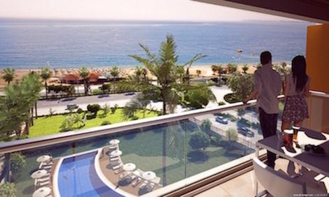 Hotel quality beach apartments in Konyaalti Antalya
