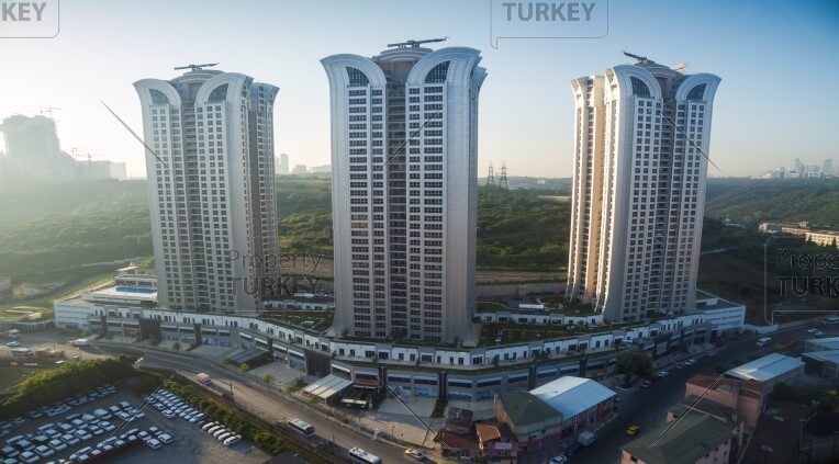 Signature Istanbul Maslak residences for investment