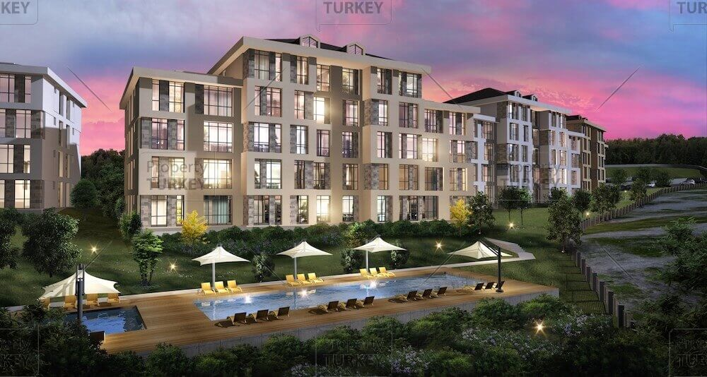 Arnavutkoy apartments close to Istanbul Third Airport