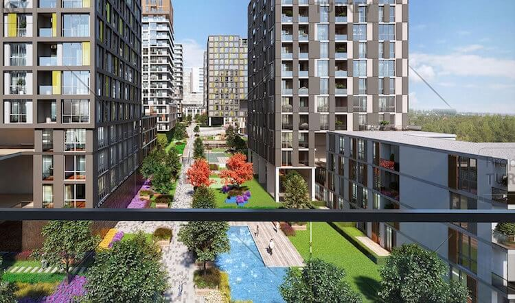 Invest in new Avenue in Bahcesehir Istanbul