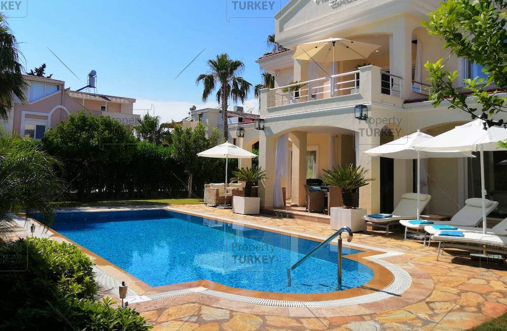 Modern contemporary property in Belek for sale