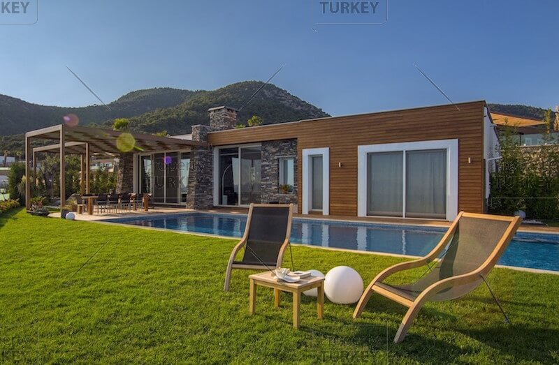 Eternal blue Bodrum luxury wide view properties