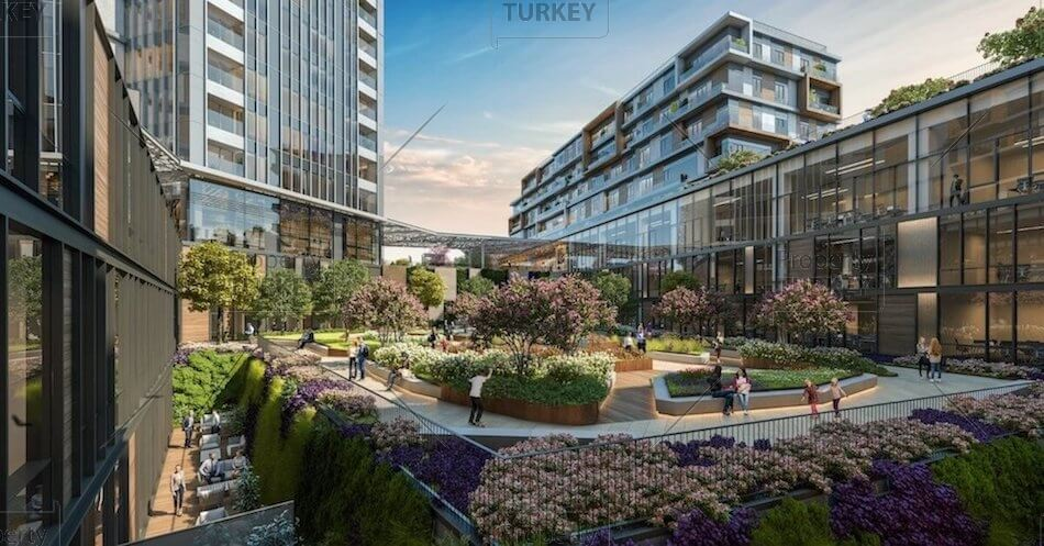 Sisli Central House luxury residences in Istanbul