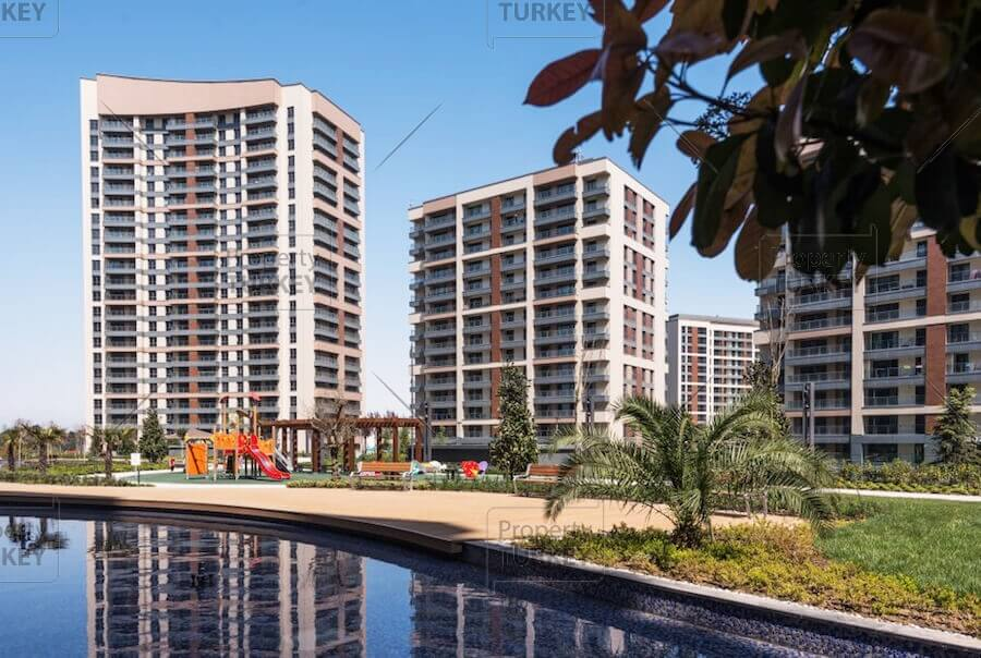 Outstanding 5-star Istanbul residences fully completed