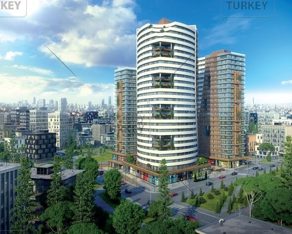 Stunning residence minutes from Bagdat Avenue Kadikoy
