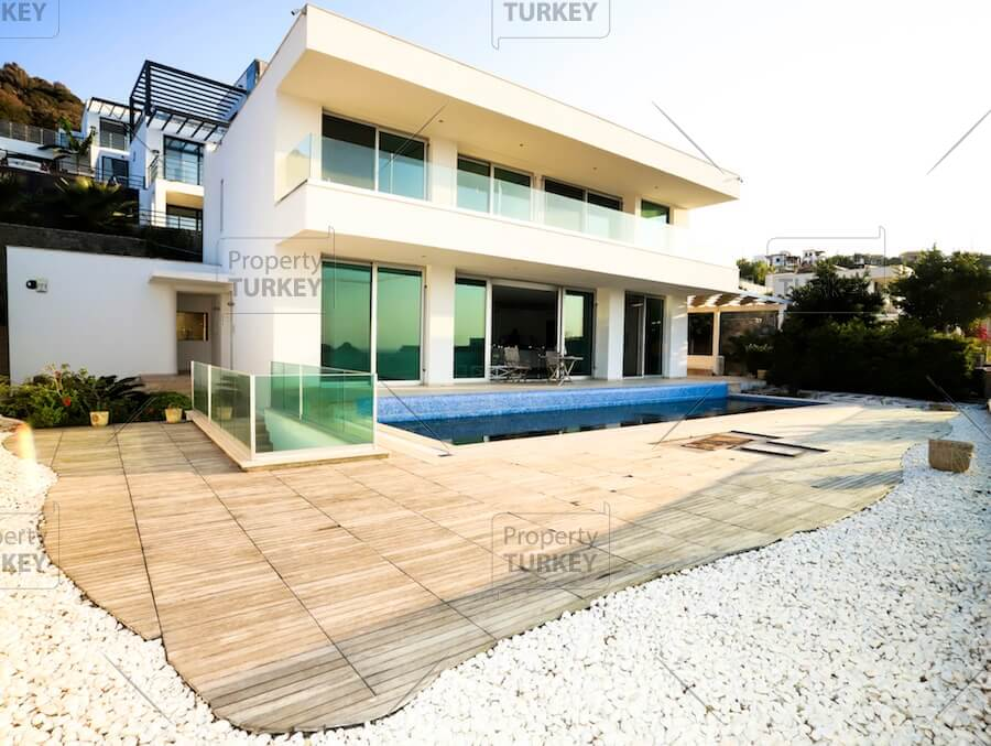 Bodrum home designed to Feng Shui guidelines