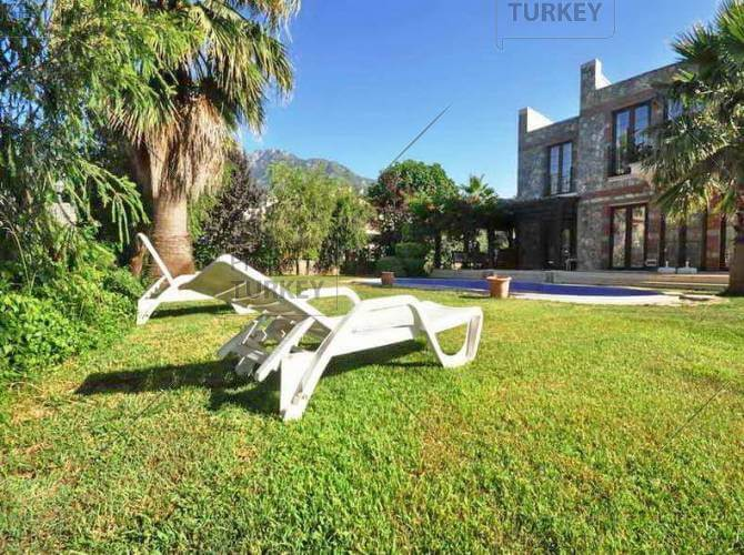 Hisaronu fully furnished beautiful villa for sale