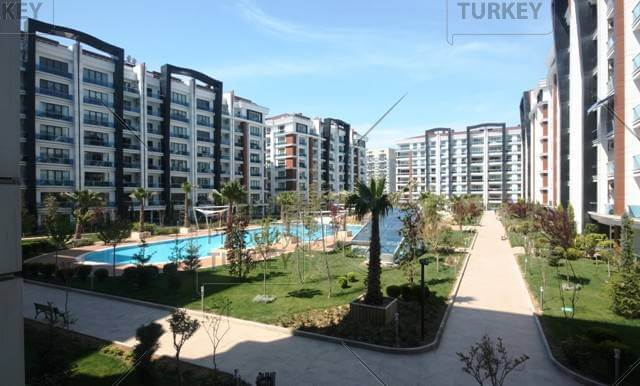 Spectacular homes in premium side of Beylikduzu
