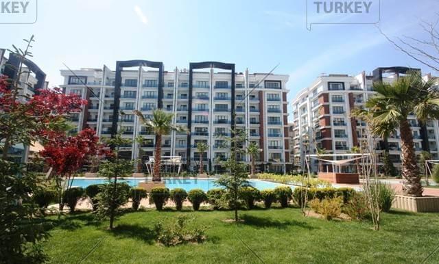 Spectacular homes in premium side of Beylikduzu