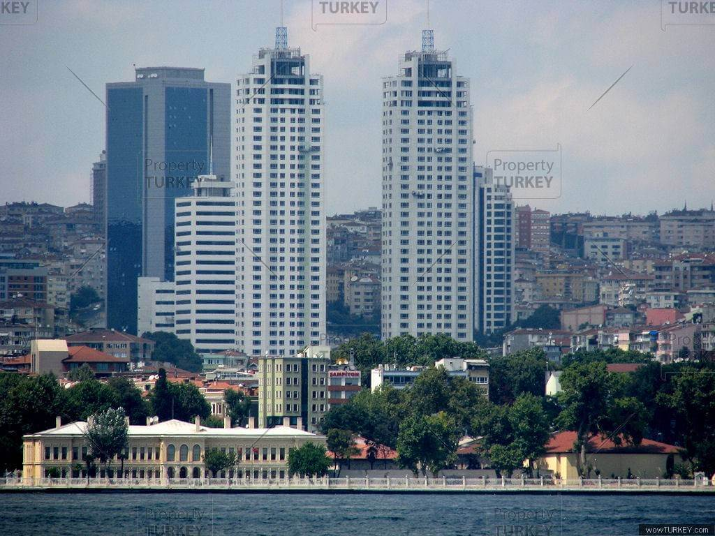 Prestigious apartments for sale in Central Istanbul