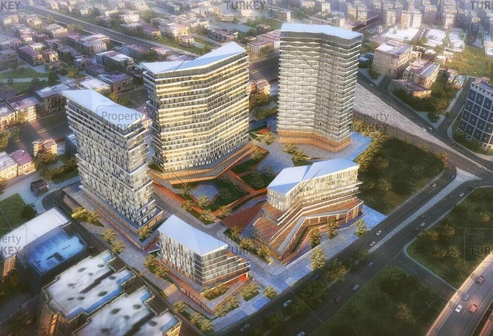 Invest in central Istanbul at heavily discounted pre launch prices