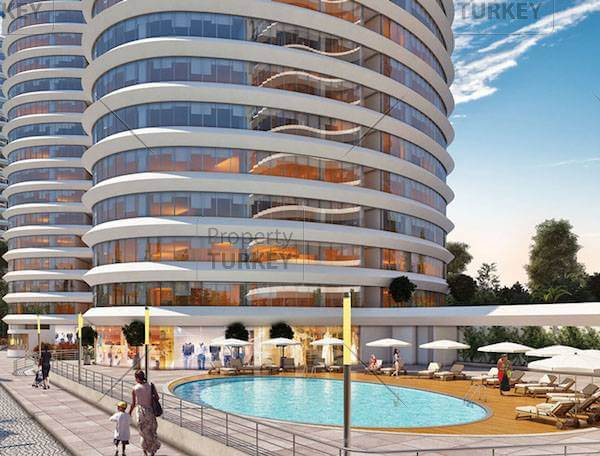 Stunning residence for sale in Kadikoy Istanbul