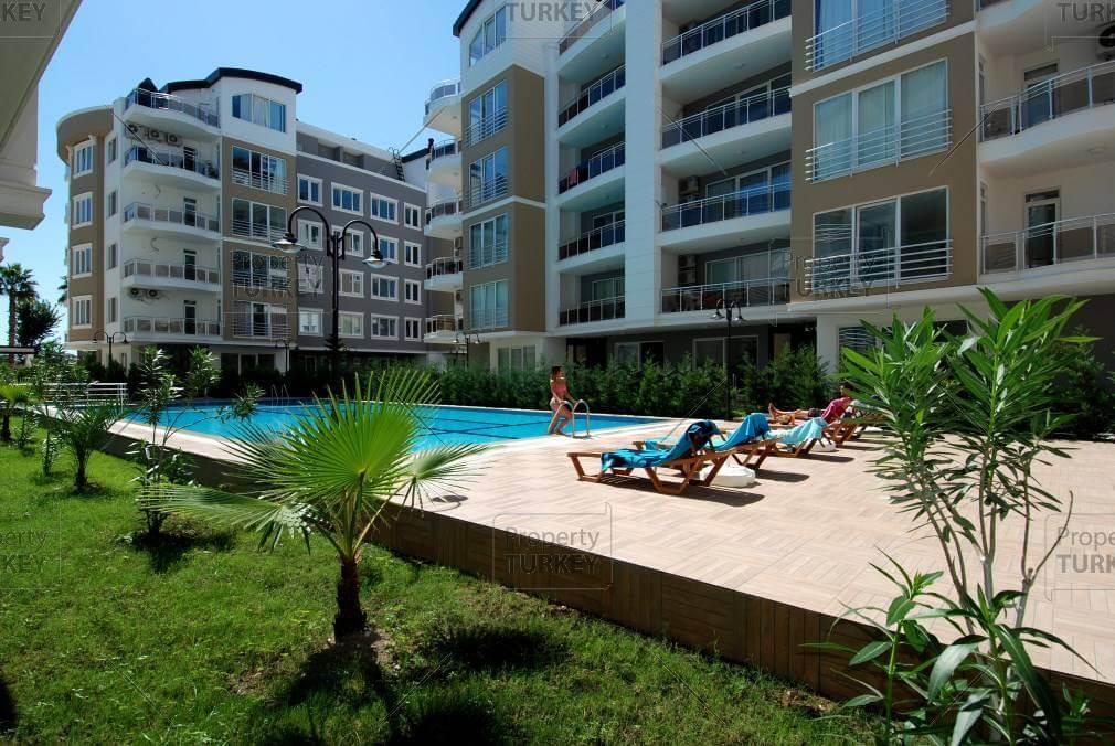2 Bed Antalya apartments near Konyaalti beach