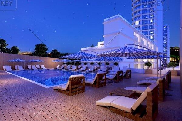 Luxury apartments for sale close to Atakoy Marina