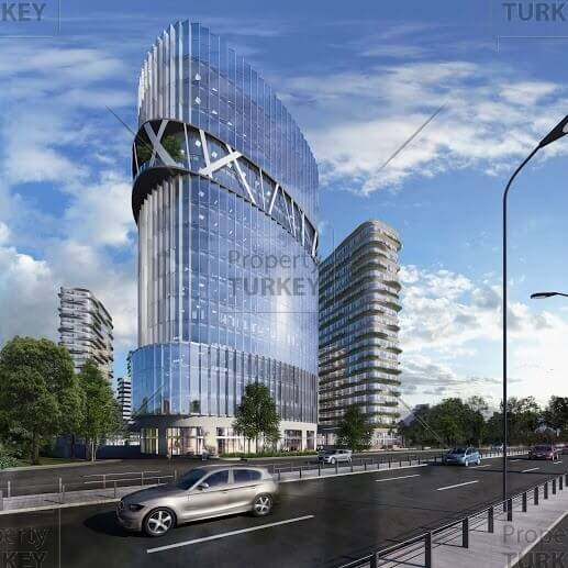 Buy to let investment in central Istanbul