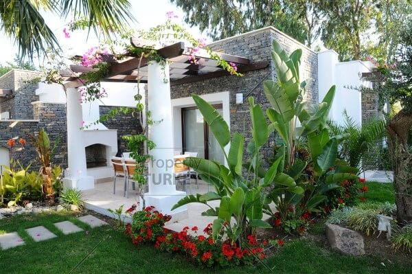 Turkbuku village houses for sale 50m to beach