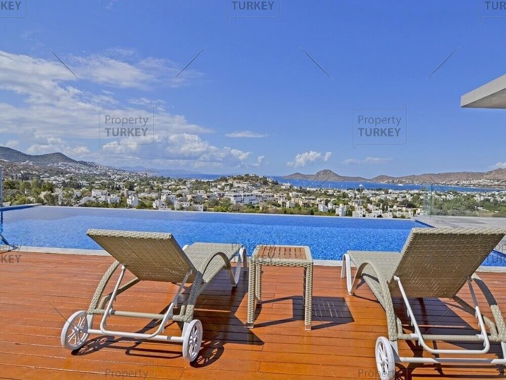 Exceptional central Yalikavak villas close to Palmarina
