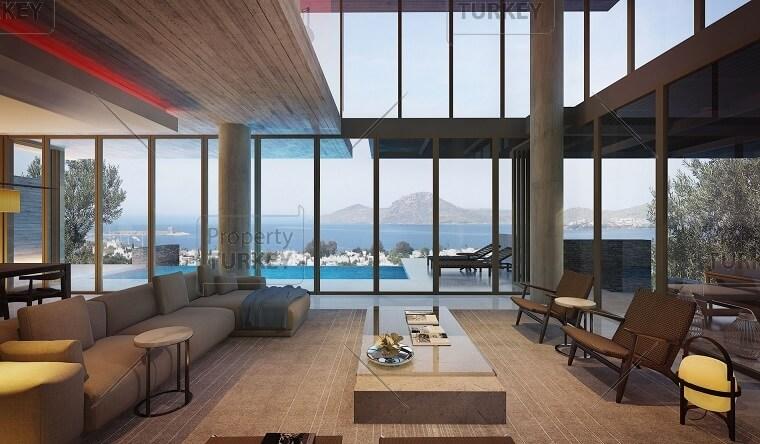 4 Elements of Life Yalikavak Homes